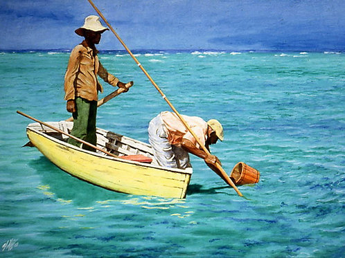 Conch Fishers