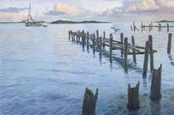 Backwater Twilight