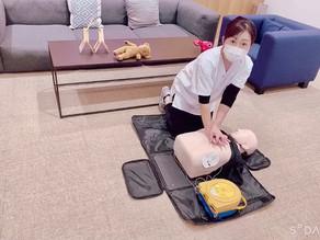 災害時に役立つ講座・応急手当てセミナー