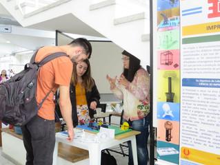 Participação do Ciência 3D Impressa na Mostra de Extensão e Cultura