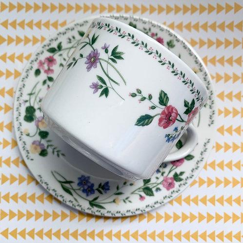 Dainty Flower Teacup