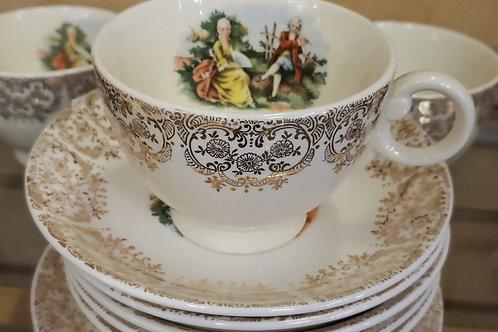 Victorian Bullshit Teacup