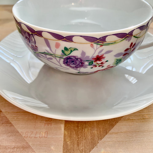 Flower Power Teacup
