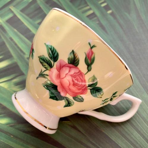 The Hatter's Favorite Teacup