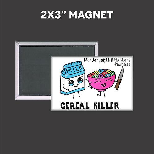 Cereal Killer Magnet