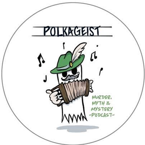 Polkageist Coaster