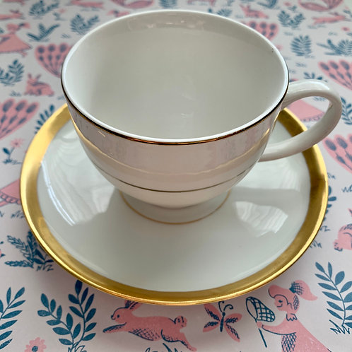 Fool's Gold Teacup