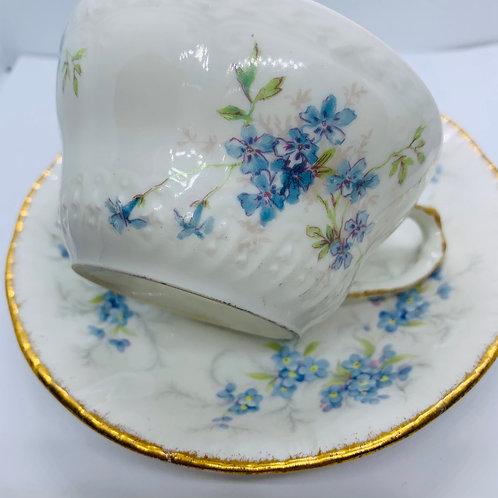 Dainty Blue Teacup