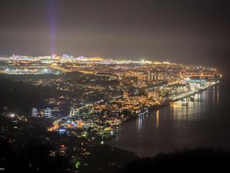Sochi, Russia. Beautiful City - Sad Story.