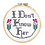 """Thumbnail: """"I Don't Know Her"""" Cross Stitch Pattern"""