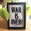 Thumbnail: War Is Over If You Want It Cross Stitch Pattern