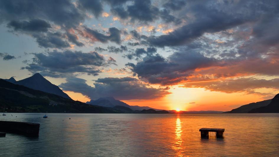 Lac de Thoune