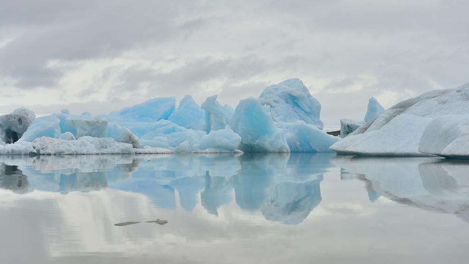 Fjallárlón Glacier Lagoon