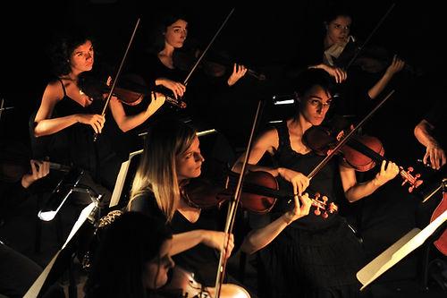 orchestre conservatoire violon orchestra conservatory classique classical music