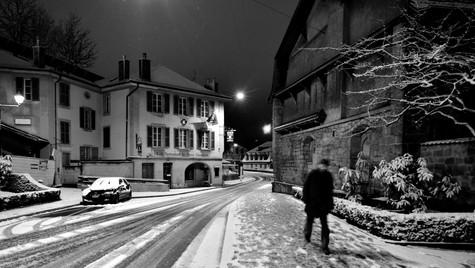 Rue Pierre Viret