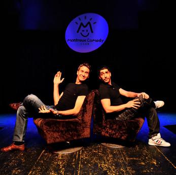 Rob Spence & Noman Hosni