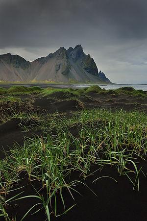 Stokksnes Vestrahorn Iceland