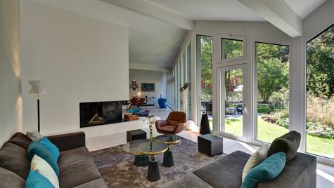 Rénovation d'une villa individuelle