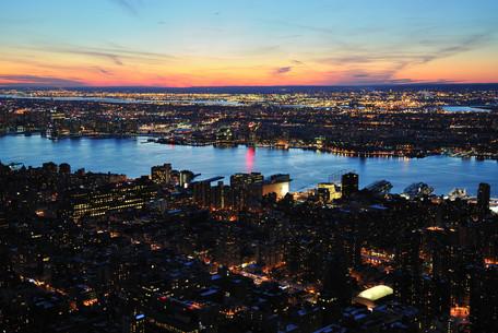 Manhattan & New Jersey