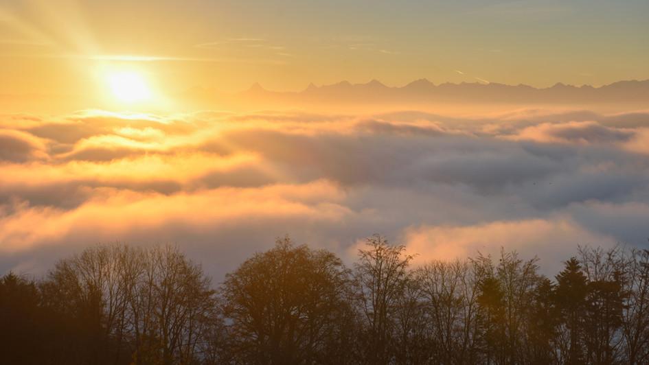 Mittelland depuis Prêles