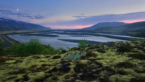 Markarfljót River