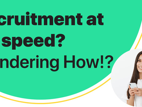 5 IMPORTANT RECRUITMENT TECHNIQUES YOU CANNOT AVOID FOR LIFE AS A RECRUITER.