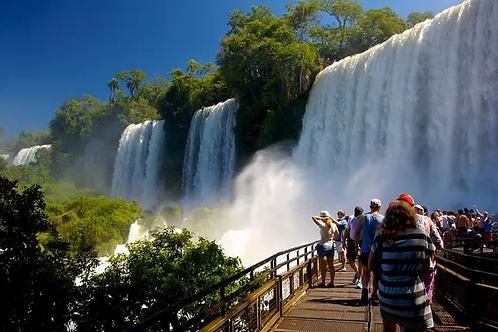 Cataratas del Iguazú Opción 3*