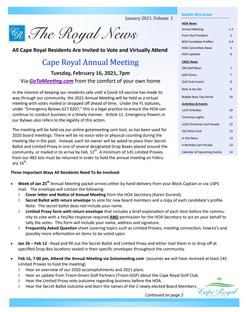CR_Newsletter_Vol1_Jan_2021