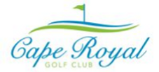 Cape Royal Golf Club brand logo.png