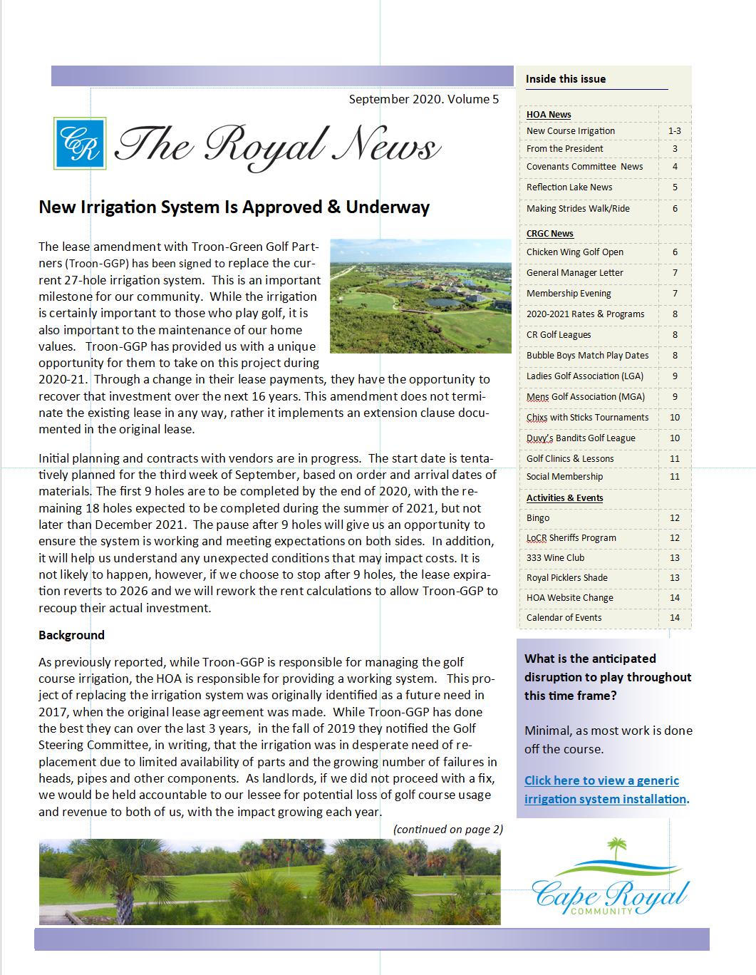 CR-Newsletter_Vol5_Sept_2020_cover