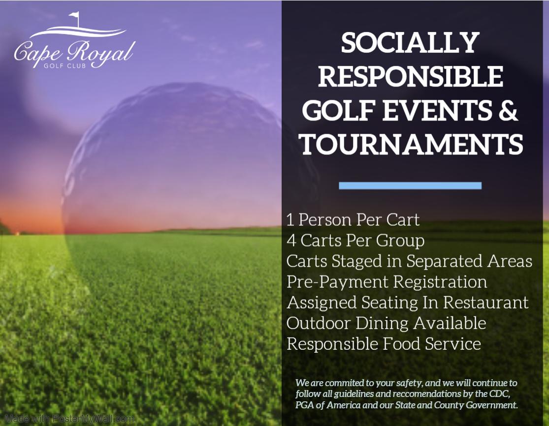 1 2020 socially responsible golf tourney