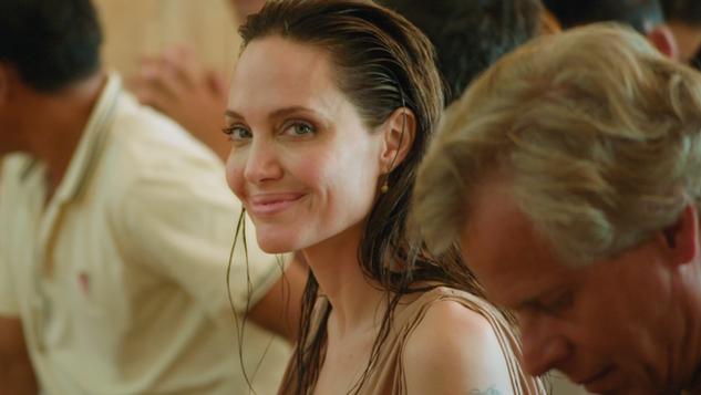 Mon Guerlain - BTS with Angelina Jolie