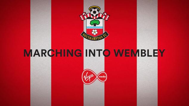 Virgin Media - Marching Into Wembley