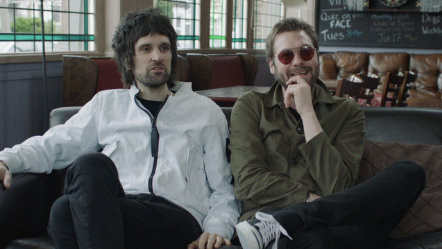 Kasabian Documentary