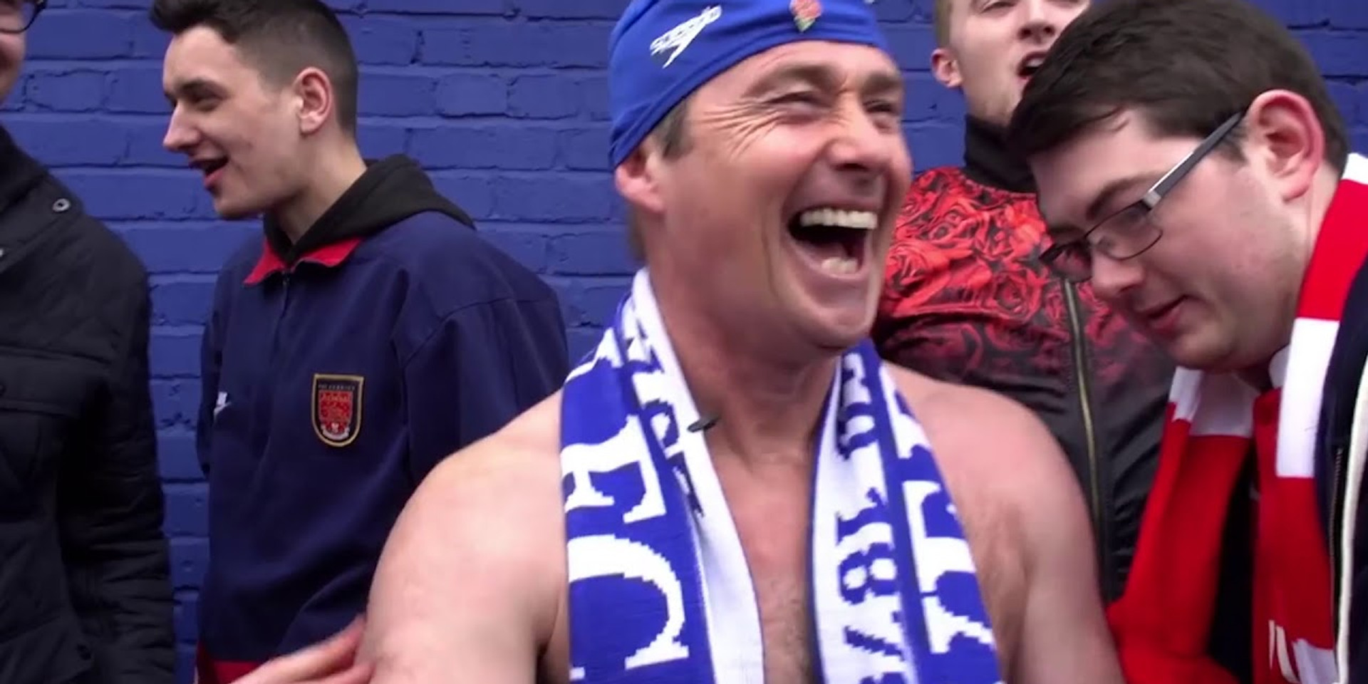Pride Of Sports - Speedo Mick