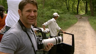 Steve Backshall - Animal Hero Awards