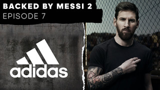 Backed By Messi