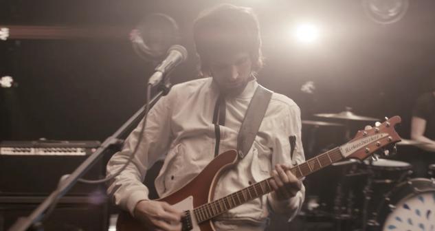 Kasabian - Ill Ray (The King) Live