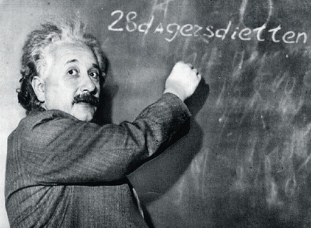 Nobelprisvinner Albert Einstein