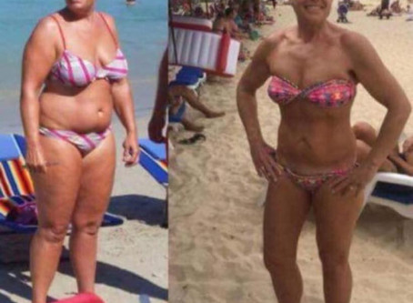 Ny bikini - sommerkroppen 2019