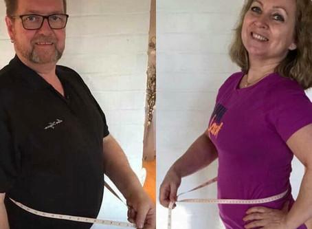 Trine & Kenneth ❤️ tok dietten
