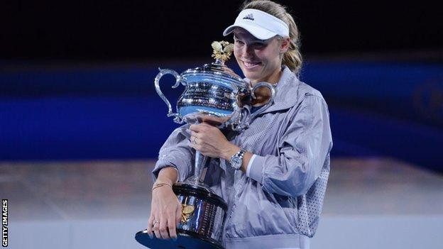 Caroline Wozniacki announces she will retire after Australian Open