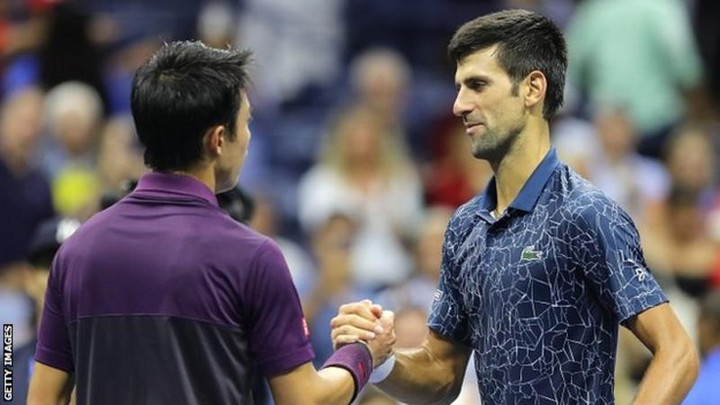 Novak Djokovic beats Kei Nishikori to reach US Open final