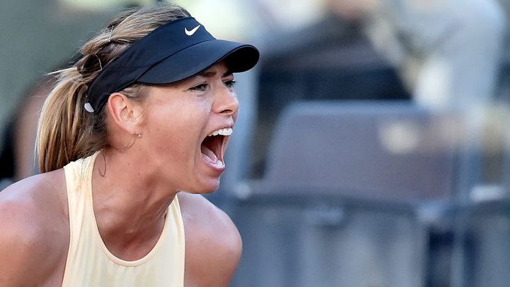 Sharapova reveals why she made the decision to retire from tennis