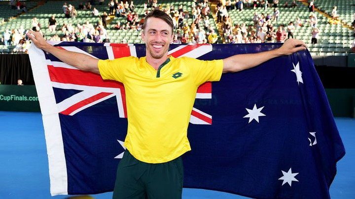 John Millman says timing of tennis' return will show if its priorities are health or money