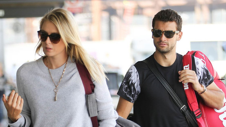 Maria Sharapova totally deserved ban, says ex-boyfriend Grigor Dimitrov