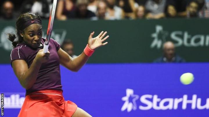 WTA Finals: Sloane Stephens to face Elina Svitolina in final