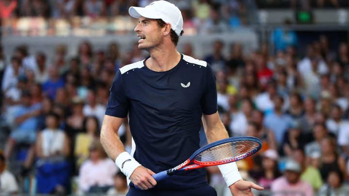 Andy Murray says there is 'very little chance' he will play at Wimbledon in singles