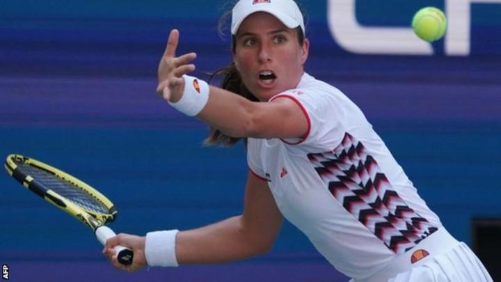 US Open 2019: Johanna Konta loses to Elina Svitolina in quarter-finals