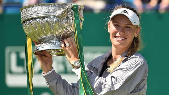 Eastbourne 2018: Caroline Wozniacki beats Aryna Sabalenka in final